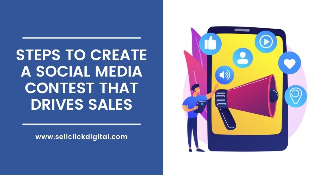 Steps to Create Social Media Contest Featured Image